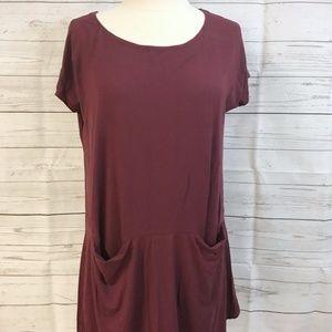FIGHTING EEL Pocket Dress (S739)